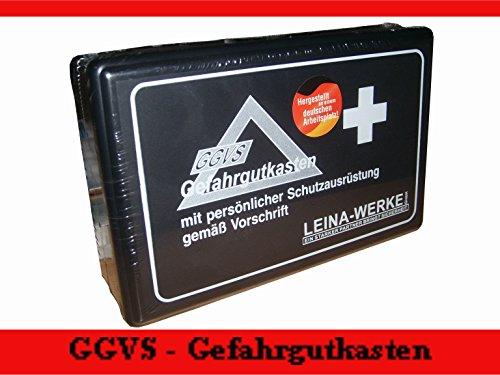 GGVS Gefahrgutkasten KFZ Gefahrgut Gefahrgutkoffer