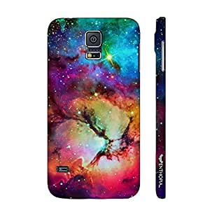 Samsung Galaxy Note Edge The Nebula designer mobile hard shell case by Enthopia