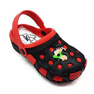 Angel Fashion Cute Ben10 Kids Crocs