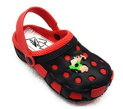 Angel Fashion Cute Ben10 Kids Crocs
