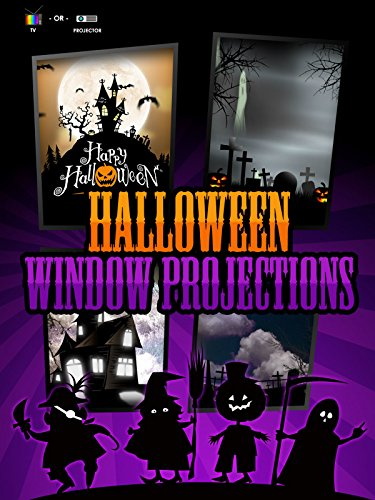 Halloween Window Projections [OV] (Zombie Animationen)