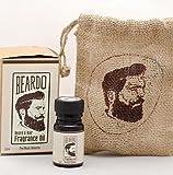 Beardo Beard and Hair Fragrance Oil - 10 ml (The Black Velvette)