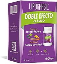LIPOGRASIL Clásico Doble Efecto - Ingredientes de Origen 100% Vegetal, para la Retencion de Líquidos, Control