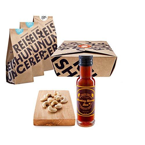Preisvergleich Produktbild Reishunger Gallo Pinto Box - Original Zutaten bester Qualität - Für bis zu 4 Personen - Ideal als Geschenk