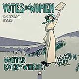 Museum of London - Votes for Women Wall Calendar 2020 (Art Calendar)