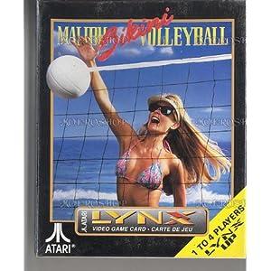 Malibu bikini volleyball – Lynx