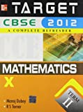 Target 2012: Maths for Class X (Term II) 1st  Edition price comparison at Flipkart, Amazon, Crossword, Uread, Bookadda, Landmark, Homeshop18