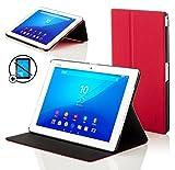 Forefront Cases Sony Xperia Z4 Tablette 10.1' SGP771 Étui Housse Coque Smart Case...