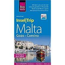 Reise Know-How InselTrip Malta mit Gozo und Comino: Reiseführer mit Insel-Faltplan und kostenloser Web-App