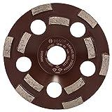 Bosch 2 608 602 553  - Muela de tronzar de diamante Expert for Abrasive - 125 x 22,23 x 4,5 mm (pack de 1)