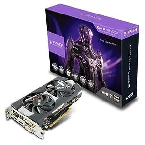 Sapphire Scheda grafica R9 270X Dual-X OC Boost Lite Retail, AMD Radeon R9 270X, 4GB DDR5