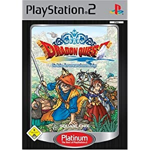 Dragon Quest – Die Reise des verwunschenen Königs – Platinum