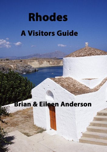 Rhodes: A Visitors Guide (Visitors Guides) (English Edition)