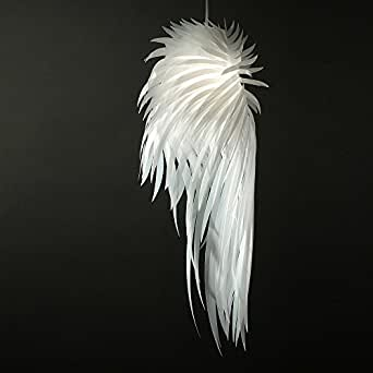 Icarus artecnica-lampe suspension-blanc