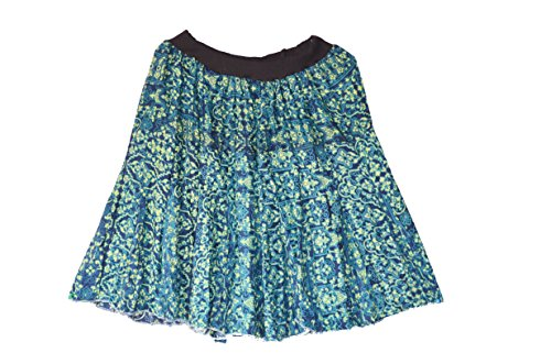 Crapgoos Cotton short skirts for Women & Girls (Multi Color)