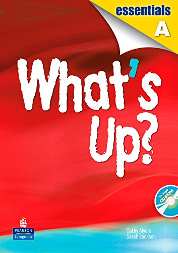 What'S Up? Essentials A Cuaderno - 9788498371444
