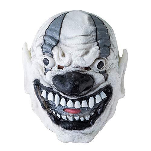 Kostüm Zombie Mann Pig - WEISY Halloween Maske Scary Pig Gesichtsmaske Horror Zombie Halloween Kostüm Party Requisiten Masken für Erwachsene Männer Frauen