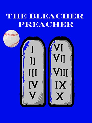 The Bleacher Preacher Cover