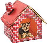 Tragbar Brick Pet Dog House Cat Bett für kleine Hunde und Katzen