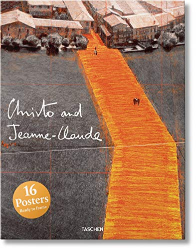 Christo and Jeanne-Claude. Poster Set -