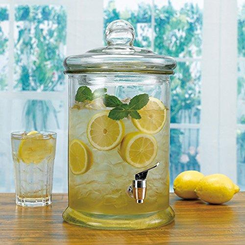 4.5L bevanda erogatore vaso di vetro - grigliate cocktail estivi matrimonio juice bar del partito