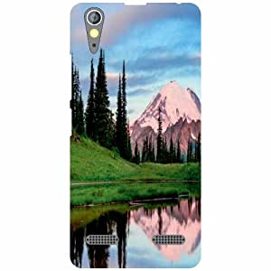 Lenovo A6000 Back Cover - Scenic Designer Cases