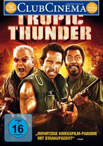 Tropic Thunder (Drogen-filme Dvd)