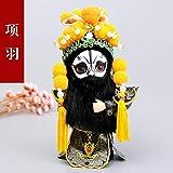 JuanRen Artesanías de estilo chino / muñecas de ópera antigua de Beijing / sala de estar de TV muebles de TV decoraciones / adornos / muñecas de Lucky / regalos de boda , 16#