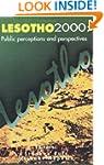 Lesotho 2000: Public Perceptions and...