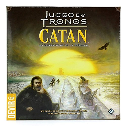 Foto de Devir Iberia - Catan juego de tronos, única (25921)