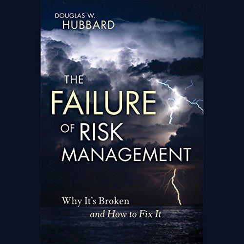 The Failure of Risk Management  Audiolibri