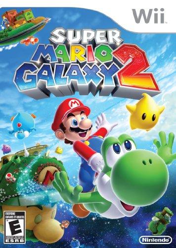 Super Mario Galaxy 2 (Wii) [Edizione: Regno Unito]