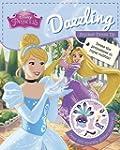 Disney Princess Dazzling Sticker Dres...