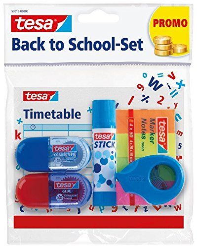 tesa 59013-00000-00 Back to School 2016 korrekturstift, 6-er Packung