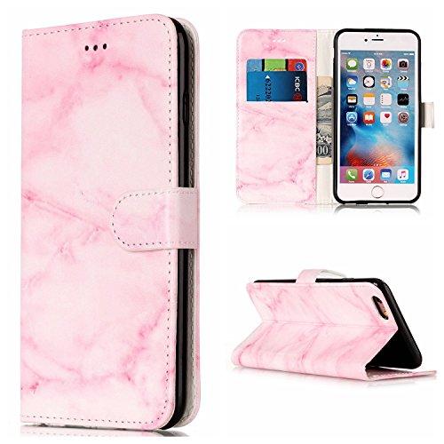 JIALUN-Telefon Fall Für Apple IPhone 6 & 6s Plus mit Kartensteckplatz, Eingebaute Halterung, Magnetische Gürtelschnalle Printing Flat Phone Shell ( Color : B ) C