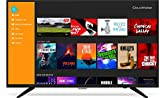 #5: CloudWalker 101 cm (40 inches) 4K Ready 40SFX2 Full HD Smart LED TV (Black)