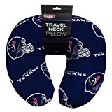 NFL Houston Texans Beaded Spandex Neck Pillow