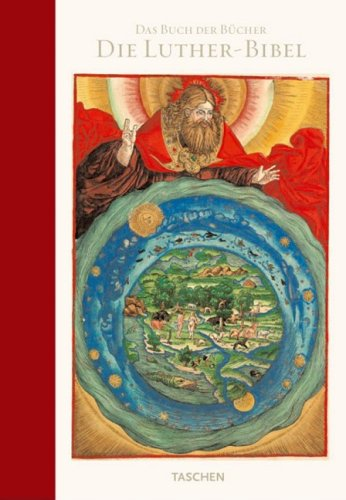 Bibelausgaben, Taschen Verlag : Lutherbibel, Illustrated Bible