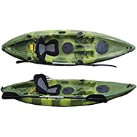 Angel Kayak grapper Pike Green Camo