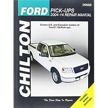 Ford F-150 Pick-Ups Automotive Repair Manual (Chilton's Total Car Care Repair Manual)