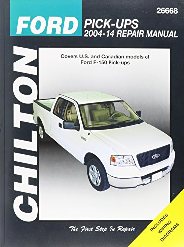 Ford F-150 Pick-Ups (Chilton) (Chilton's Total Car Care Repair Manual)