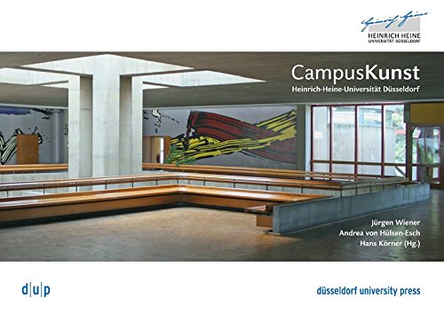 CampusKunst: Heinrich-Heine-Universität Düsseldorf