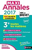 MAXI Annales ABC du BREVET 2017 (30)