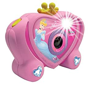 vtech disney princess kidizoom princesses appareil photo num rique enfant jeux. Black Bedroom Furniture Sets. Home Design Ideas