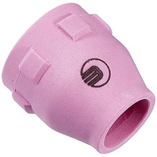 Abicor Binzel 775.0153 Gasdüse für WIG-Schweißbrenner, Keramik, Standardausführung, Durchmesser 13 mm, Länge 26 mm, 10 Stück