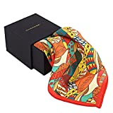 Chokore Multi Coloured Pocket Square Sil...