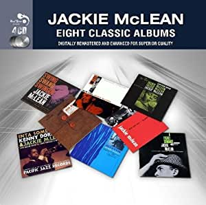 Eight Classic Albums [Audio CD] Jackie Mclean