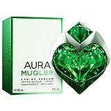 Perfume FUR Frau Frauen THIERRY MUGLER Aura 90 ML EDP 3 OZ 90ML The REFILLABLE Stones Rechargeable EAU DE Parfum Spray