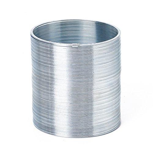 Slinky-schlauch (Funny Gadgets Stress Relieve Magic Tricks Slinky Metal Rainbow Spring Spielzeug)
