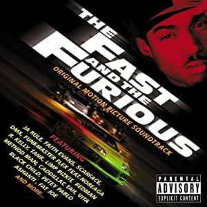 The Fast And The Furious - Various: Amazon.de: Musik